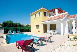 Kings Paradise Villas, Coral Bay, Cyprus