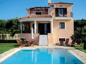 Sun Villas, Svoronata, Kefalonia, Greek Islands