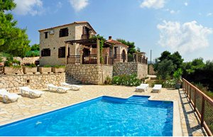 Villa Myllos, Anafonitria, Zakynthos, Greek Islands